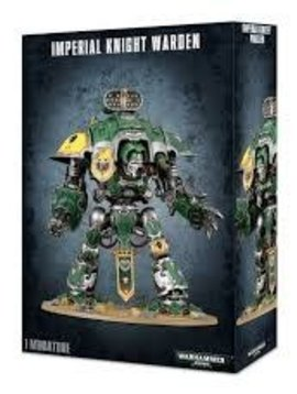 Citadel Imperial Knight Warden 54-12