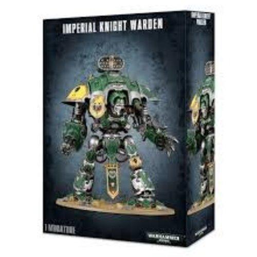 Citadel Imperial Knight Warden 54-12