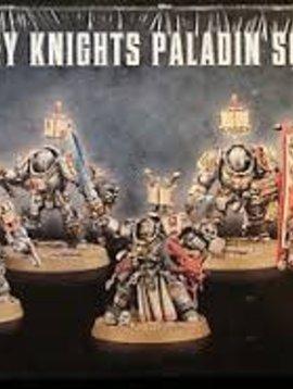 Citadel Grey Knights Paladin Squad (57-09)