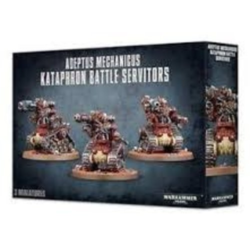Citadel Adeptus Mechanicus Kataphron Battle Servitors 59-14