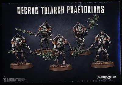 Citadel Necron Triarch Praetorians 49-07