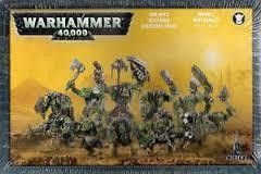Citadel Ork Boyz 50-10