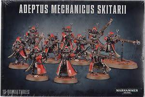 Citadel Adeptus Mechanicus Skitarii 59-10