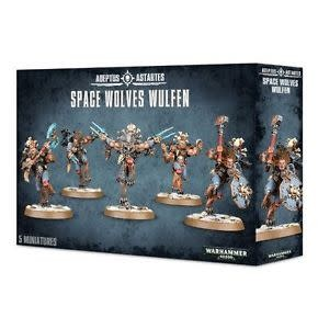 Citadel Space Wolves Wulfen Adeptus Astartes 53-16