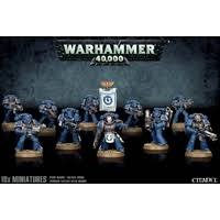Citadel Space Marine Tactical Squad 48-07