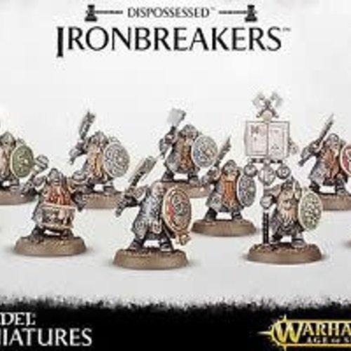 Citadel Dispossessed IronBreakers  84-10