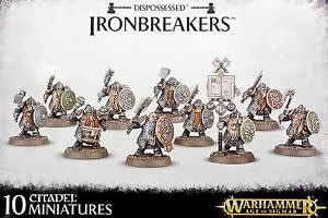 Citadel Dispossessed IronBreakers  84-10