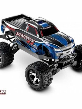 Traxxas TRA36076-3 1/10 Stampede VXL RTR w/Stability Management