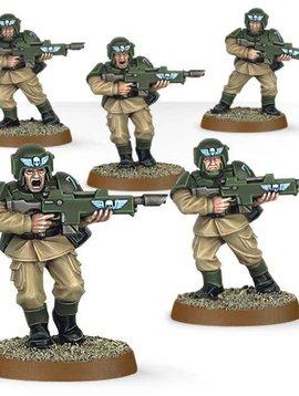 Citadel Astra Militarum Cadians  35-33