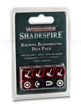 Warhammer Underworlds Shadespire Dice Packs