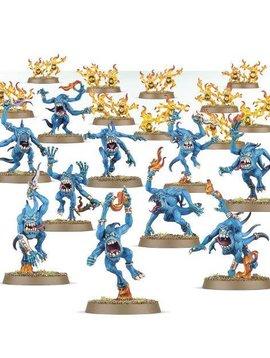 Citadel Daemons of Tzeentch