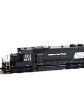 Atherns ATH88590 HO RTR SD38 w/DCC & Sound, PC #6958