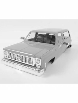 RC4WD RC4ZB0092 Chevrolet Blazer Hard Body Complete Set