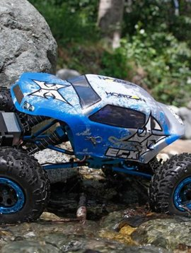 ECX ECX01003 Temper 1/18 4WD Rock Crawler Brushed: RTR