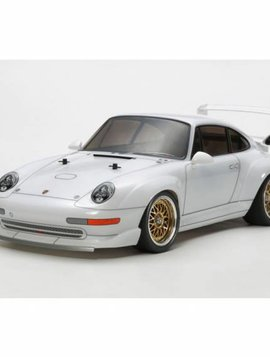 Tamiya TAM47321 Porsche 911 GT2 Racing TA02SW 4WD On Road