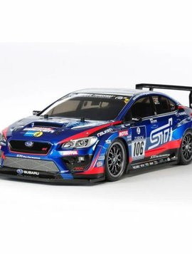 Tamiya Subaru WRX STI - 24th Nurburgring Kit 4WD (TT-02)