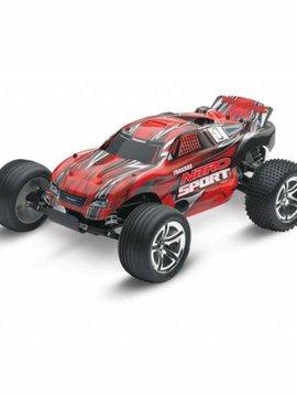 Traxxas TRA45104-1 Nitro Sport RTR, Pro, TQ2.4GHz