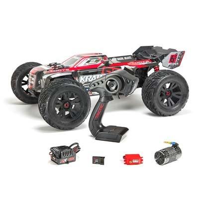 Arrma Kraton 6S BLX Brushless 1/8 4WD Speed Monster RTR
