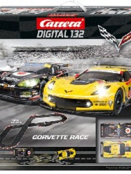 carrera Corvette Racers Digital 132 Set
