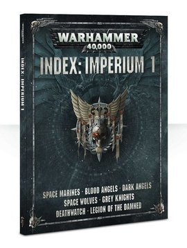 games-workshop Index: Imperium 1