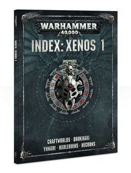 games-workshop Warhammer 40,000 Index: Xenos 1