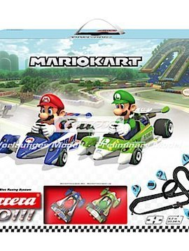 carrera Mario Kart O  Go!!!