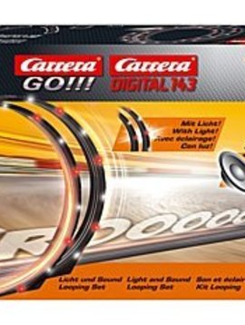 carrera Carrera 61661 LED Looping Set w/Lights and Sound