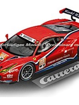 "carrera Carrera 30809 Ferrari 488 GT3 ""AF Corse, No.68"", Digital 132 w/Lights"