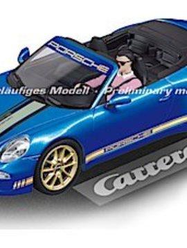 "carrera Carrera 30789 Porsche 911 Carrera S Cabriolet ""Cam Shaft"", Digital 132 w/Lights"
