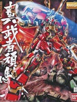 Bandai BAN153804 1/100 Shin Musha Gundam MG