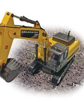 RHE 2.4 Ghz. Excavator Premium Label