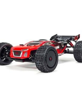 Arrma ARRMA 1/8 TALION 6S BLX Brushless 4WD RTR Red/Black