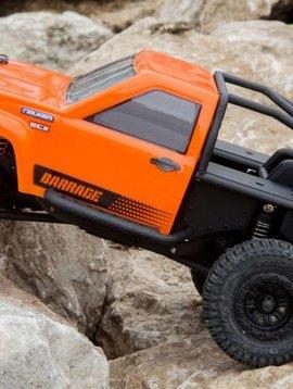 ECX 1/24 Barrage 4WD Scaler Rock Crawler RTR, Orange