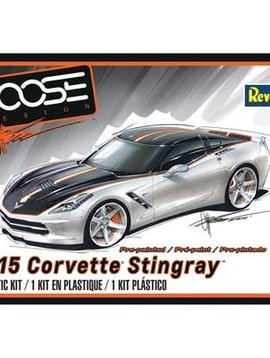 Revell RMX854397 1/25 Foose Corvette Stingray