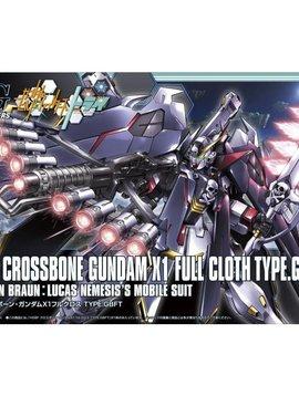 BAN 196431 1/144 Crossbone Gundam X-1 Full Cloth