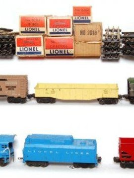 MTH O Freight Set w/Traditional, Boys