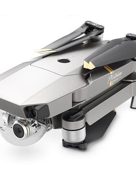 DJI DJI Mavic Pro Platinum Fly More Combo - 4K Video, 30-Min Flight Time