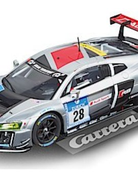 "carrera Carrera 30769 Audi R8 LMS ""Audi Sport Team, No.28"", Digital 132 w/Lights"