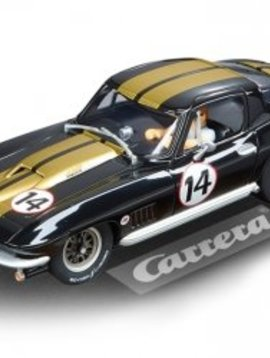 "carrera Carrera 30689 Chevrolet Corvette Sting Ray ""No.14"", Digital 132"