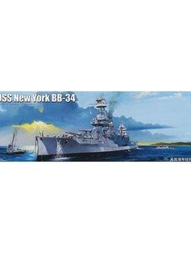 TSM 5339 1/350 USS New York BB-34 Battleship