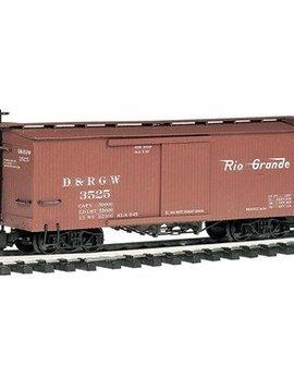 Bachman BAC93301 G Scale  Box, D&RGW