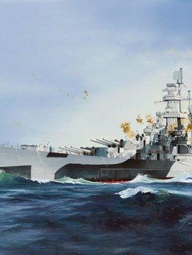 HBO 86513 USS Alaska CB-1 1:350 Scale