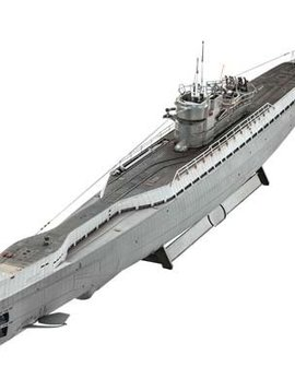 RVL 05133 1/72 German Submarine Type IX C/40