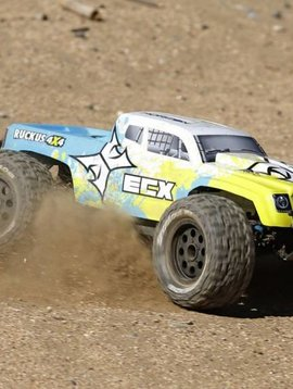 ECX Ruckus 1:10 4wd Monster Truck Brushed: RTR