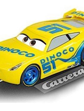 carrera 20030807 Dinoco Cruz  1:32 Slot Car