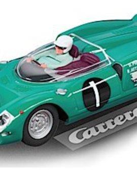 "carrera Carrera 30775 Ferrari 365 P2 ""No.01"", Winner Kyalami 9h 1965, Digital 132 w/Lights"