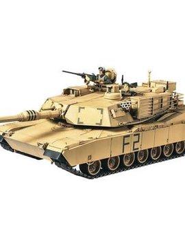 TAM 1/48 U.S. Main Battle Tank M1A2 Abrams Model Kit