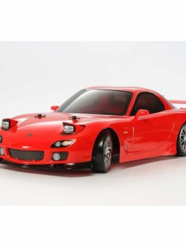 TAM Mazda RX-7, FD3S, TT-02D 4WD On Road Drift Spec