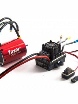 Dynamite DYNS0601 Tazer 1/10 6-pole 4000Kv WP ESC/Motor Combo V2