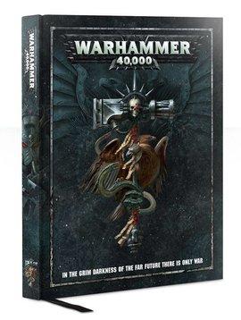 Citadel Warhammer 40,000 Rulebook